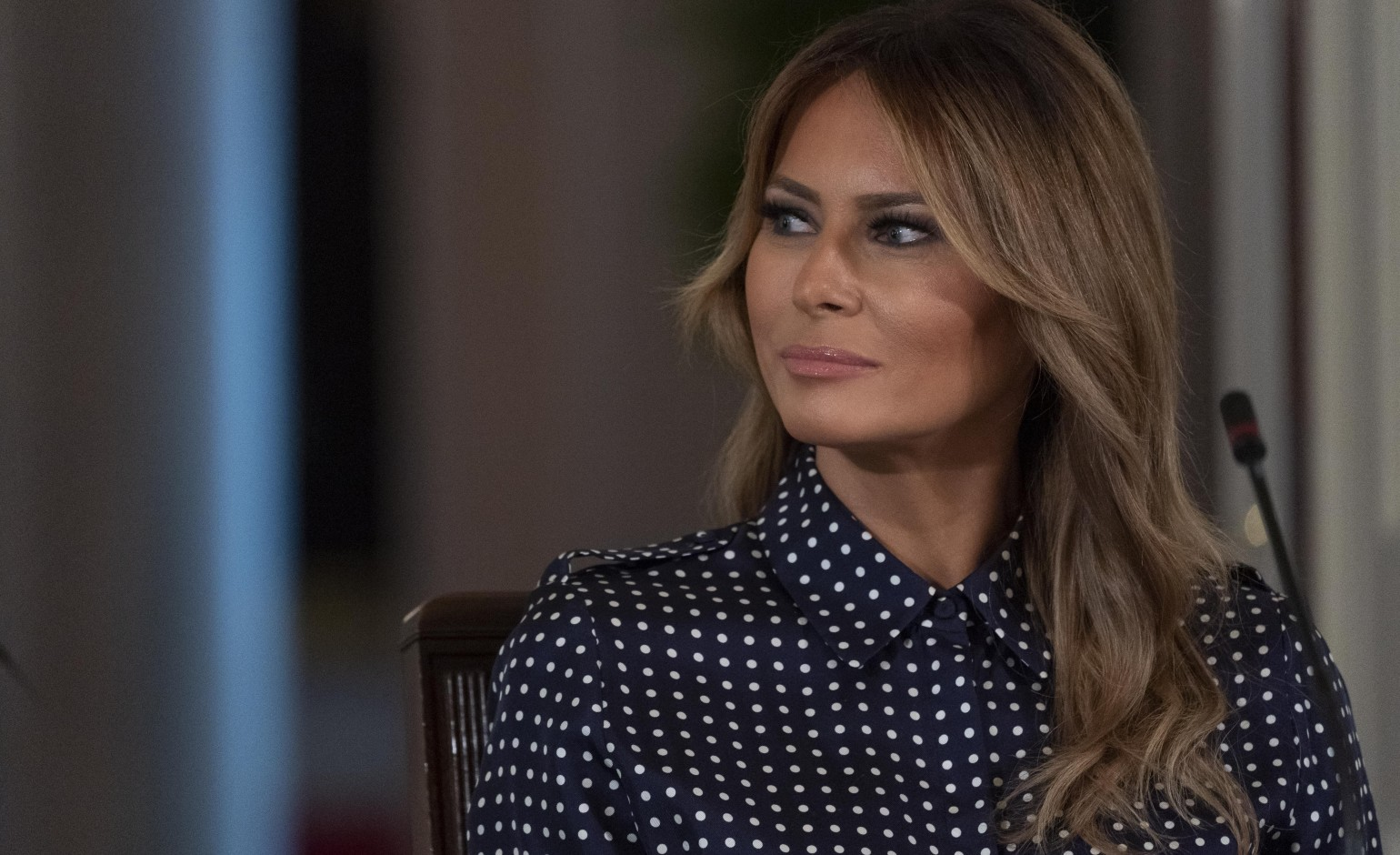 Media go after Melania