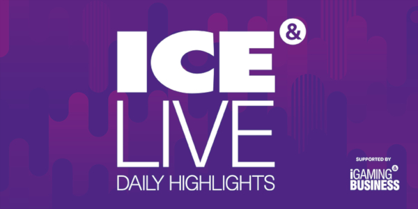 ICE Live - highlights from the world's gaming innovation showcase