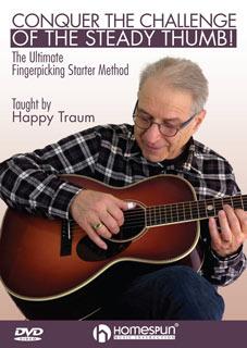 Happy Traum - Steady Thumb