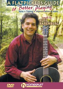 Russ Barenberg Flatpickers Guide