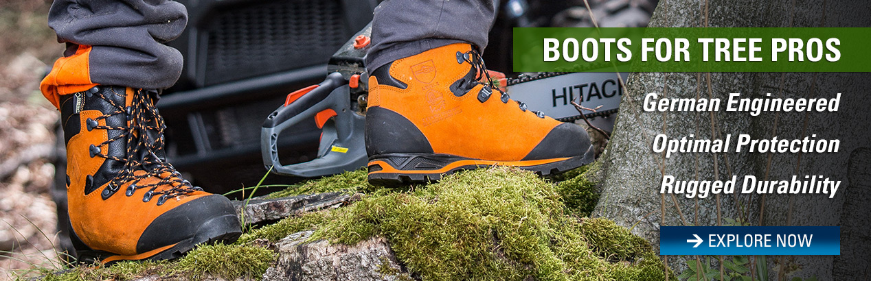 Explore Tree Pro boots and save on your next order