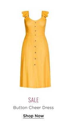 Button Cheer Dress