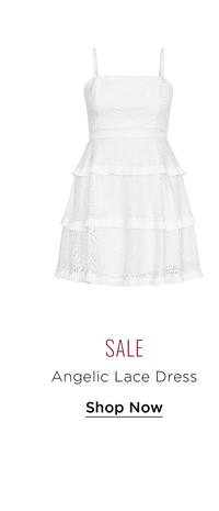 Angelic Lace Dress