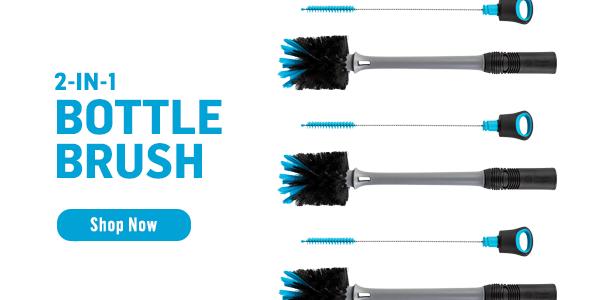 2-in-1 Bottle Brush