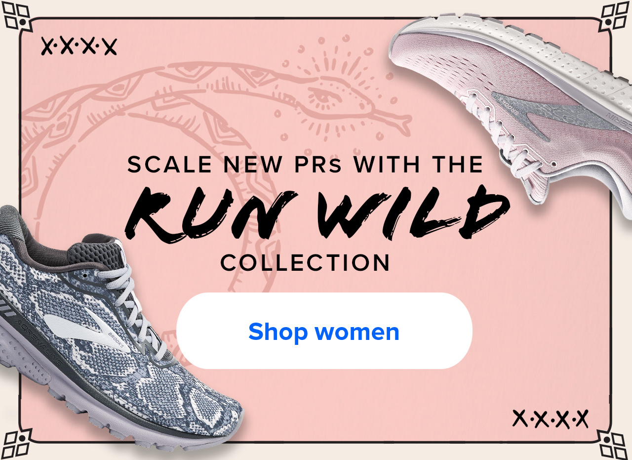 Scale new PRs with the Run Wild Collection