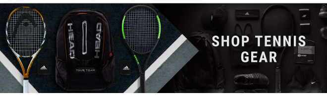 Shop Tennis Gear