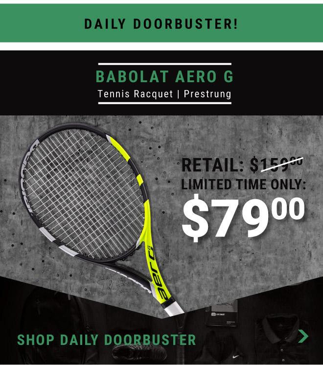 Shop Babolat Aero G