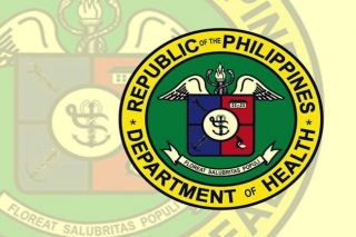 The Philippines' Department of Health opens mobile hospitals for Taal Eruption victims