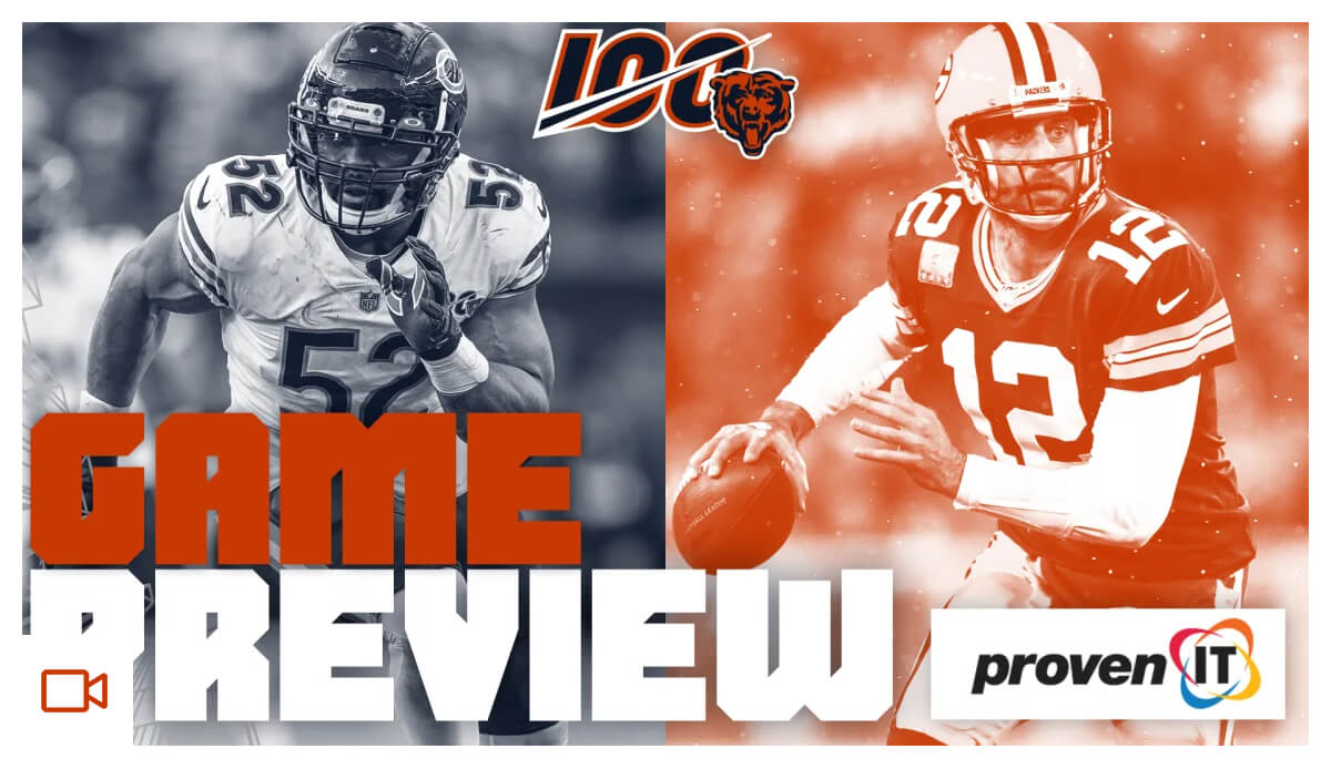 Game Preview | Bears at Packers