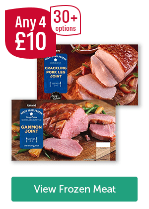 Any 4 � 30+ Options Iceland Crackling Pork Leg Joint Iceland Gammon Joint View Frozen Meat