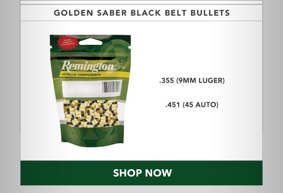 15% OFF All Golden Saber Bullets