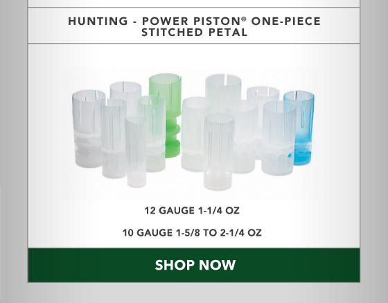 15% OFF All Hunting Wads