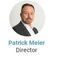 Patrick Meier - Director