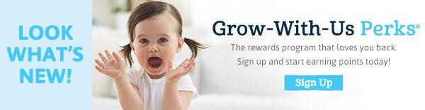 Grow-With-Us Perks Rewards Program - Click to Shop View