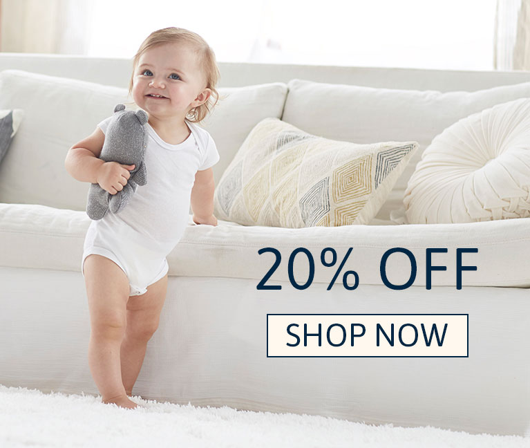 20% Off White Sale - Click to Shop Now