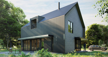 Prefab Passive House & LEED Kit Homes for Sale in Ontario & North Eastern US States on EcoHome