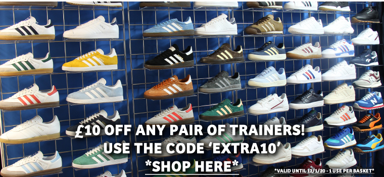 Trainer Wall Sale