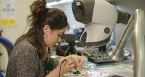 Unlocking the ingenuity of university students