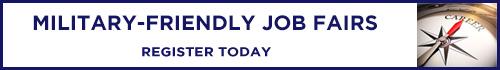 Military Friendly Job Fairs
