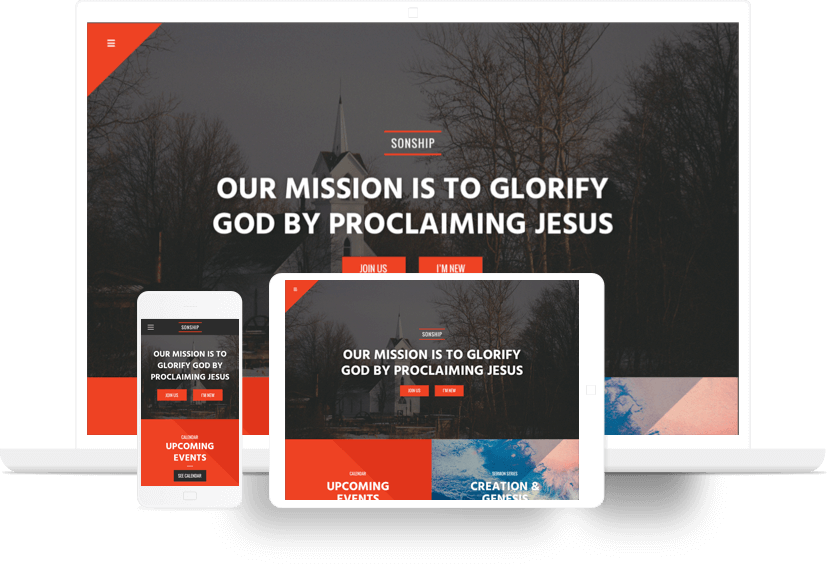 Our Mission is to Glorify God by Proclaiming Jesus
