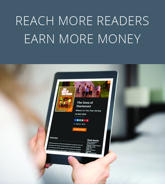 Take control. Reach more readers. Earn more success.