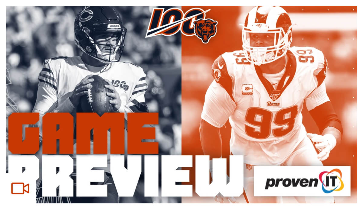 Game Preview | Bears at Rams