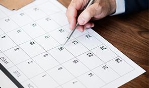 CE & Events Calendar