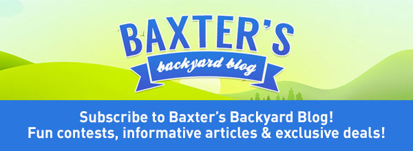 Baxter's Backyard