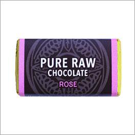 Pure Raw Rose Chocolate