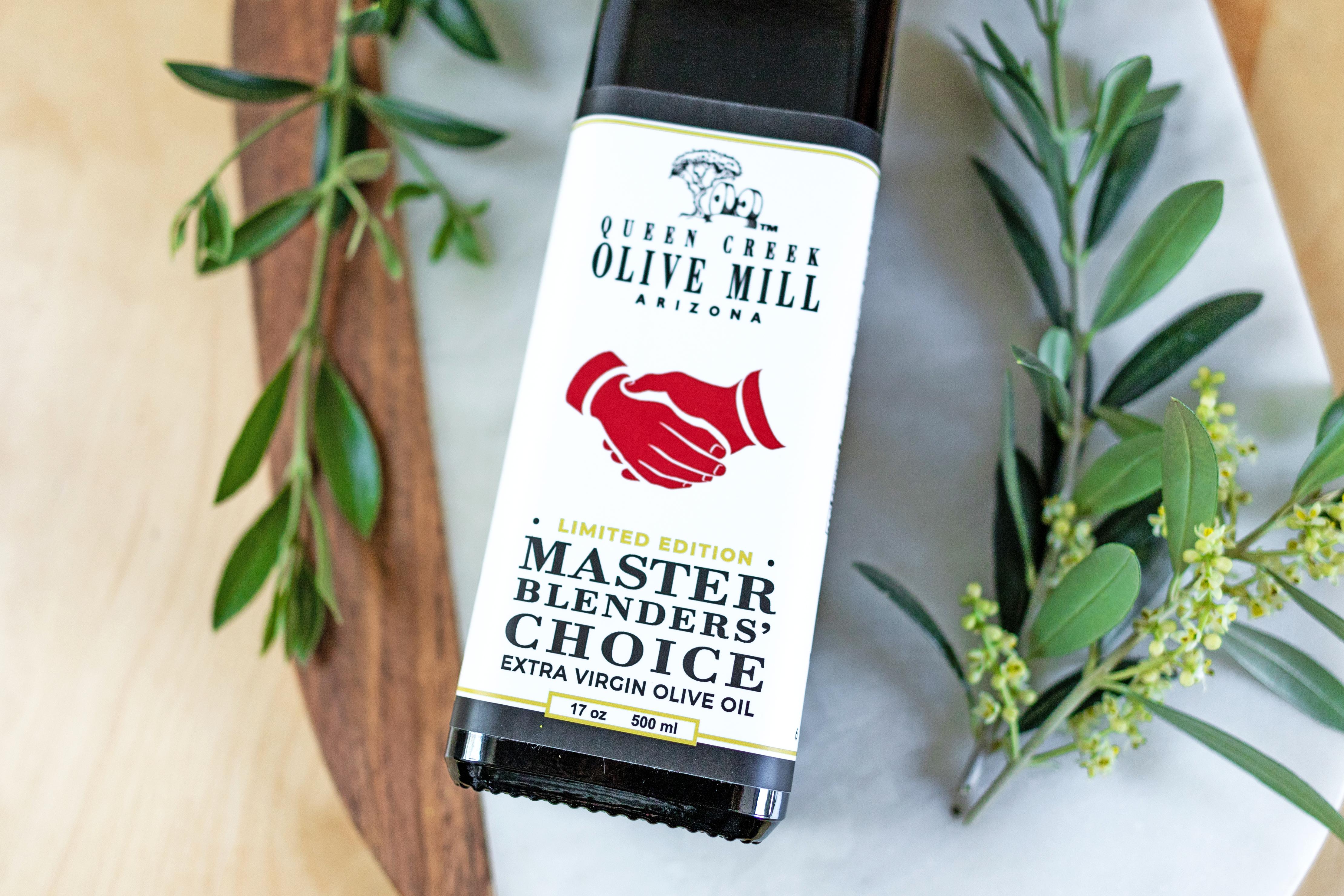 Master Blenders'' Choice Bottle
