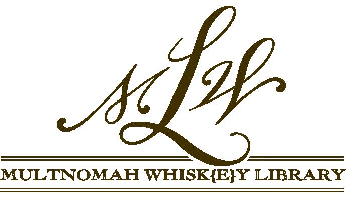 Multnomah Wiskey Library Logo