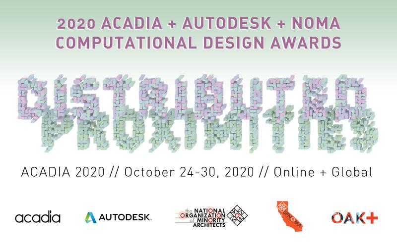 Acadia2020 noma awards