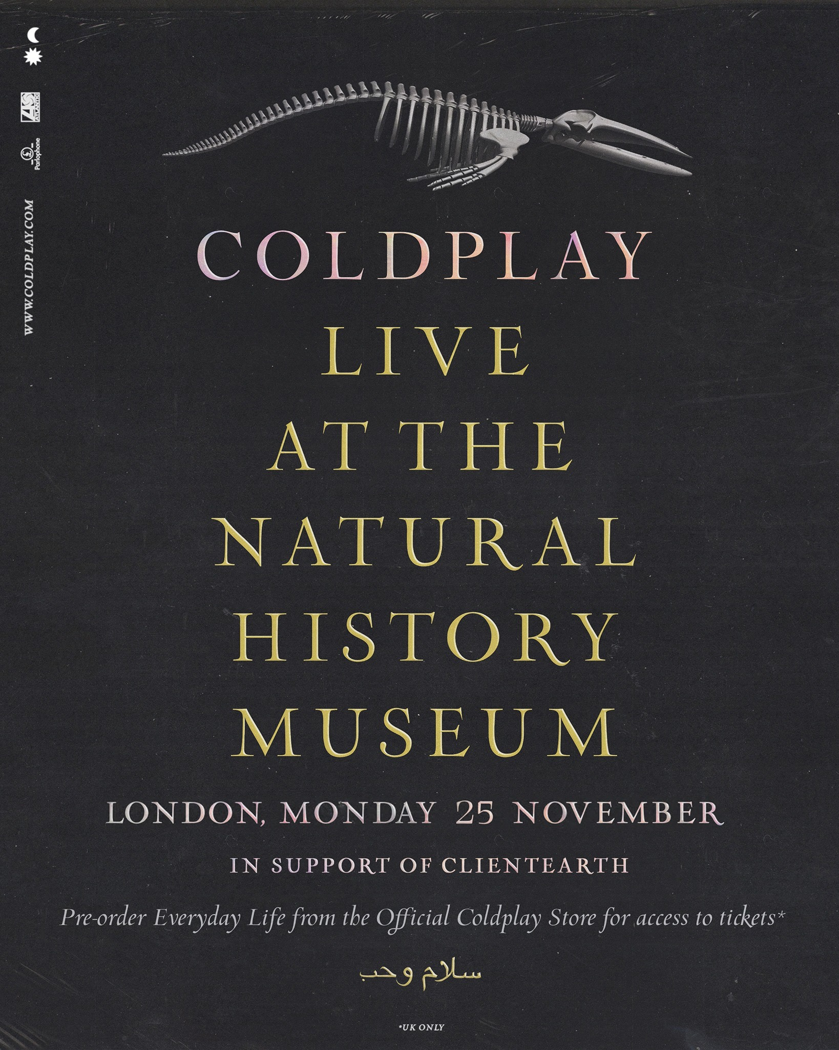 Natural History Museum Show Image