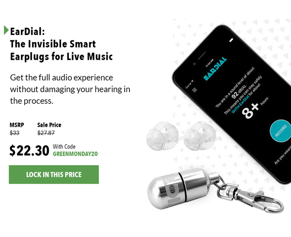 Invisible earbuds   Shop Now