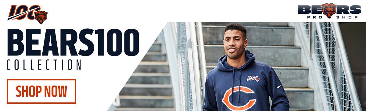 Chicago Bears Pro Shop - Bears100 Gear