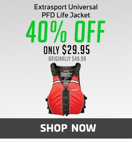 Extrasport Universal Life Jacket - PFD