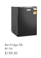 Bar Fridge 70L