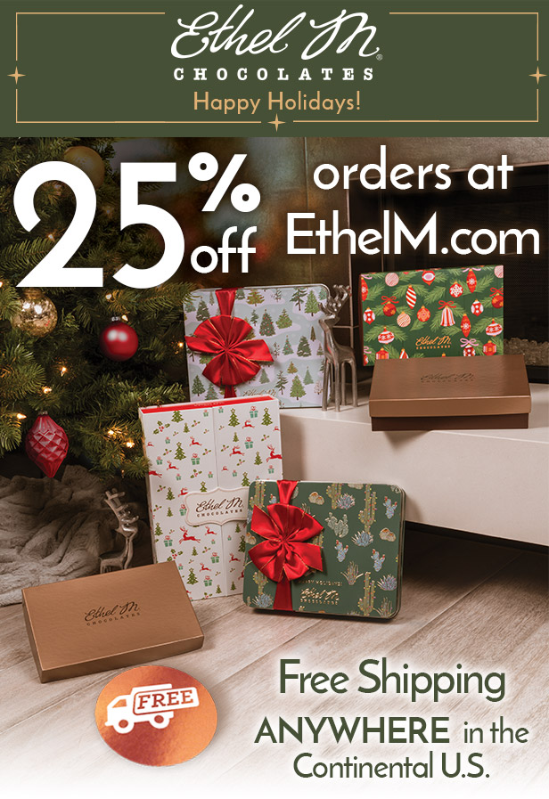 Cyber Monday 25% off sale
