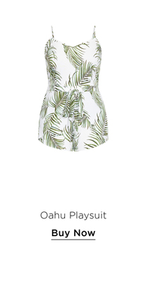 Oahu Playsuit