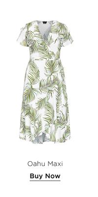 Oahu Maxi Dress