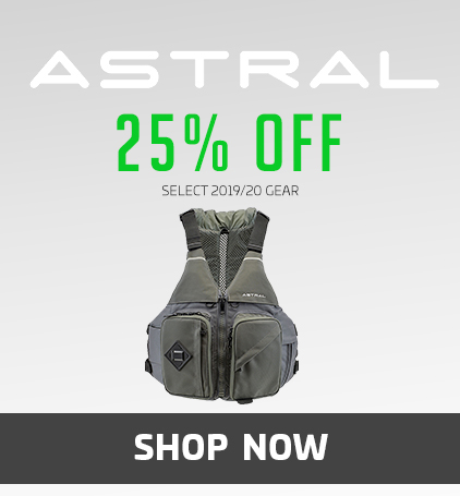 25% Off Astral