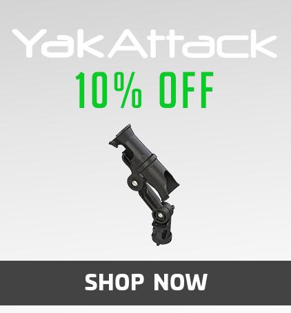 YakAttack 10% Off