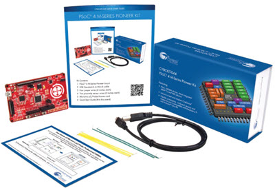 Giving away a PSOC4 development kit