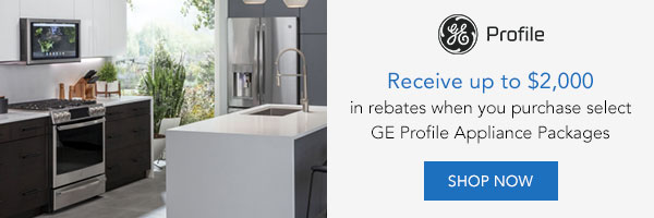 Receive up to $2000 with GE Profile