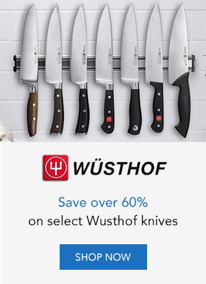 Save over 60% on Wusthof
