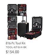 816-Pc Tool Kit
