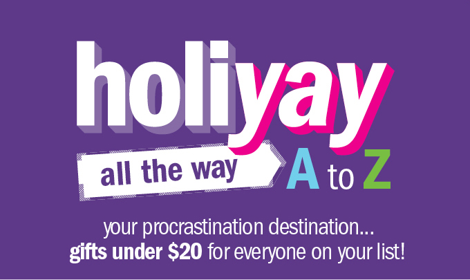 Holiyay - all the way A to Z