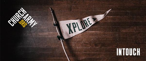Xplore logo flag