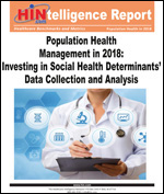 Population Health Management in 2018: Investing in Social Health Determinants' Data Collection and Analysis