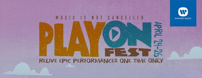 PlayOn Fest Header Image